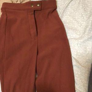 American apparel Riding pants